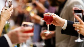 Feiern und Veranstaltungen